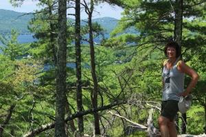 Rattlesnake Island hike