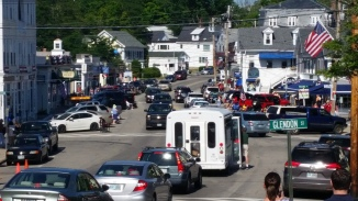 July 4th in Wolfeboro